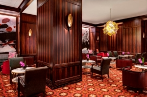 New York Palace's Lobby Lounge